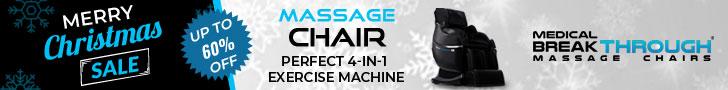 Best Massage Chair Ever!