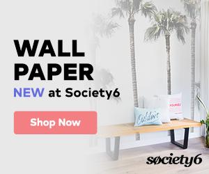 wallpaper from Society6