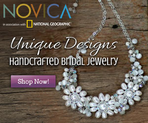Shop Novica bridal jewelry