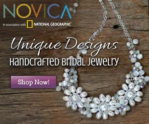Shop Novica bridal jewelry