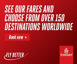 Emirates Special Fares