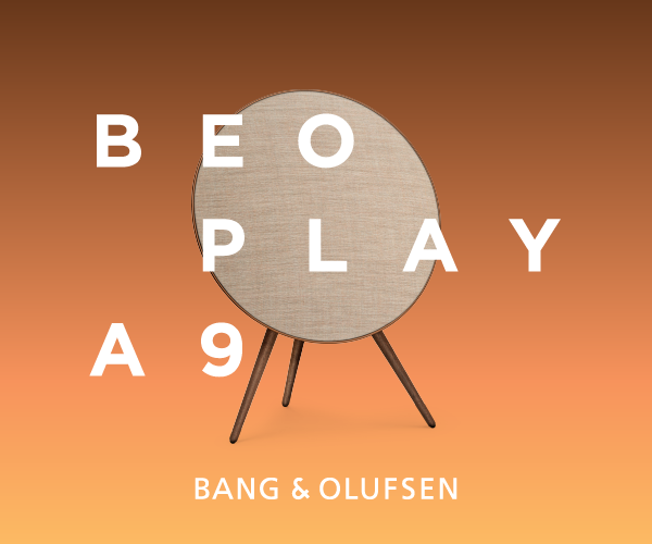 Beoplay A9 Bronze Collection 2018
