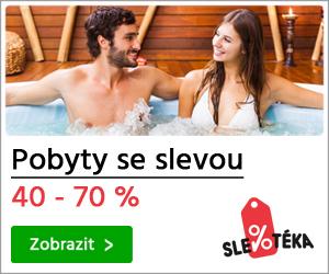 Slevotek.cz - Slevy na pobyty 40-70%