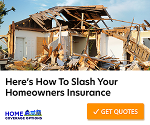 Get home insurance quote now
