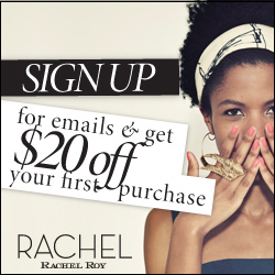 Rachel Roy: Additional 30% Off Sale items