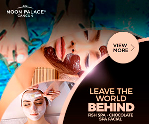 Moon Palace Cancun $1,500 Resort Credit.
