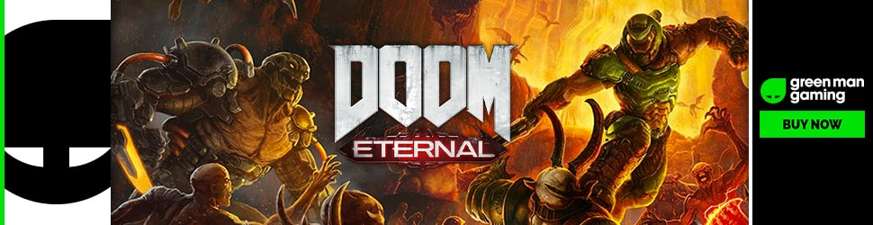 Buy DOOM Eternal for PC at Green Man Gaming