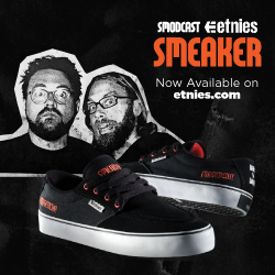 Kevin Smith's Smeakers Exclusive on etnies.com