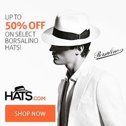 Save Up To 50% Off Borsalino