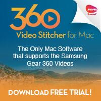 360 Video Stitcher Software