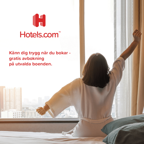 Boka hotell i Stockholm
