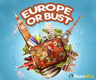 Culture. History. Cuisine. Architecture. Find your destiny among famous European landmarks