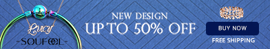PAY HALF PRICE TO GET NEW DESIGNS, Extra 5% OFF