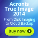 Acronis True Image 9.0 � Complete PC backup and re