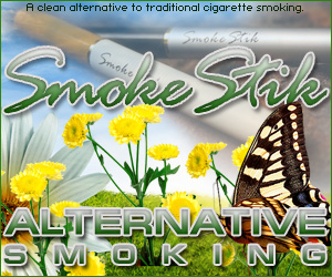 SmokeStik - Alternative Smoking