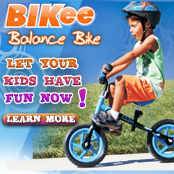 Click to See Kids Having Fun On Their Bikee