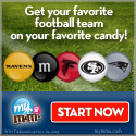 Personalized MY M&M'S® Candy gifts for him!