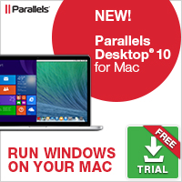 Parallels Desktop 9 for Mac lets you seamlessly run Windows and Mac applications side-by-sid
