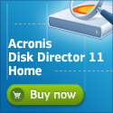 Acronis Disk Director 10.0