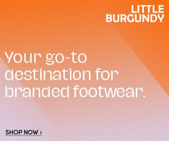 Little Burgundy Shoes
