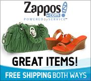 Zappos, Great Items