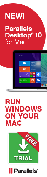 Parallels Desktop 8 for Mac - seamlessly run Windows and Mac applications side-by-side