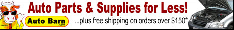 Auto Barn - Shop on-line at our 5-Star Rated Site