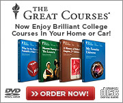 Save 70% on The Great Courses!