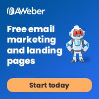 web,AWeber Landing Page Builder.