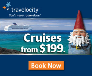 Cruises with Travelocity