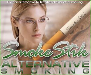 SmokeStik - Alternative Smoking