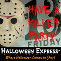 Get Your Killer Party On at Halloween Express