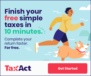 TaxAct Finish your free simple taxes in 10 minutes