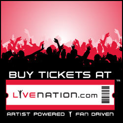 Live Nation Concert Tickets