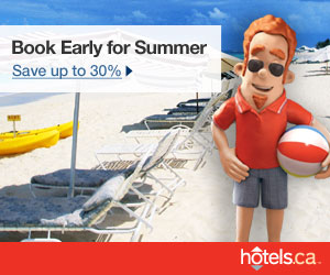 Book Early for Summer and Save 30%!