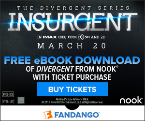 Insurgent Gift w/ Purchase