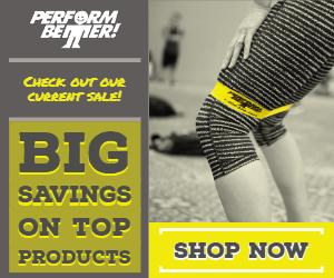 Perform Better's Current Sale!