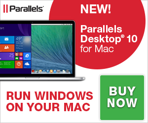 Parallels Desktop 9 for Mac lets you seamlessly run Windows and Mac applications side-by-side