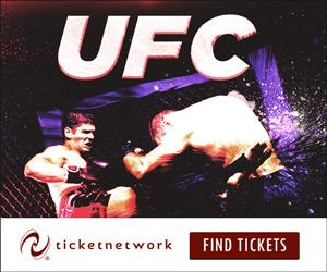 UFC Tickets