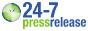 24-7PressRelease.com – Press release service with