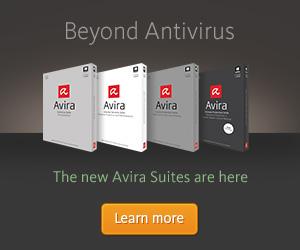 The new Avira bundles