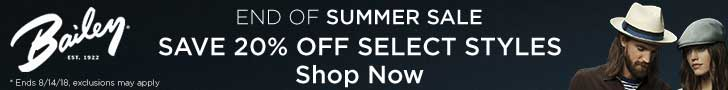 Shop Our End Of Summer Sale