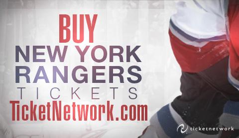 Find New York Rangers Tickets