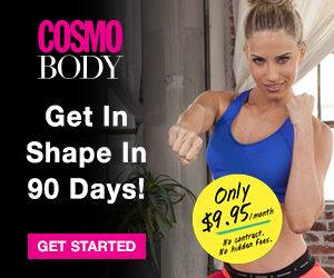 FREE CosmoBody 10-day Trial...