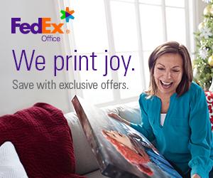 FedEx Office Promo Code 20% Off