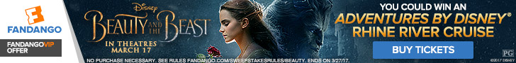 Fandango - Beauty and the Beast Sweepstakes
