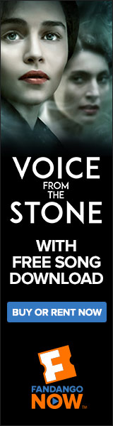 FandangoNOW - Free Song Download with the Purchase or Rent of Voice from the Stone