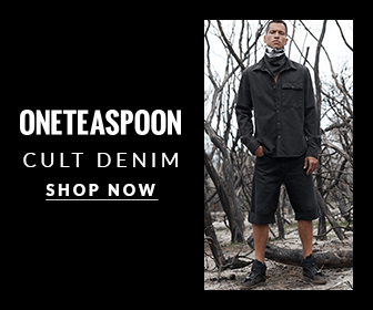 Shop MAN X ONETEASPOON