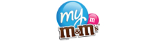 Personalized MY M&M'S� Candies.