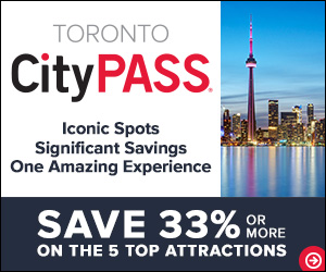 Toronto CityPass - save 42% or more on the 5 top attractions